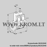 Double solenoid valve VCS6T65A05NNQRE/PPPP/PPPP (88202840)