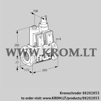 Double solenoid valve VCS6T65A05NLQRE/PPPP/PPPP (88202853)