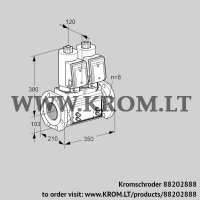 Double solenoid valve VCS8T100A05NNQSRB/MMMM/PPPP (88202888)