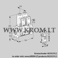 Double solenoid valve VCS8100F05NNKSR3E/PPPP/PPP4 (88202912)