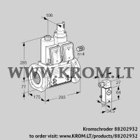 Double solenoid valve VCS665F05NLWR3B/MM1-/MMMM (88202932)