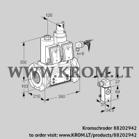 Double solenoid valve VCS8100F05NLWRB/PPPP/2-MM (88202942)