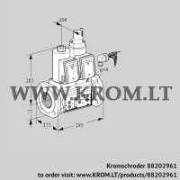 Double solenoid valve VCS665F05NLWRE/PPPP/PPPP (88202961)