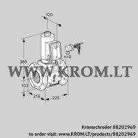 Gas solenoid valve VAS8100F05NWGRB/PP/PP (88202969)