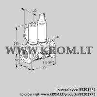 Double solenoid valve VCS8T100A05NLQGLE/MMVM/MMMM (88202975)
