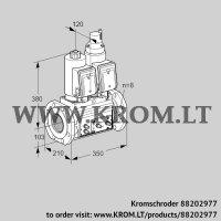Double solenoid valve VCS8T100A05NLQGRE/MMMM/MMVM (88202977)