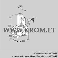Gas solenoid valve VAS8100F05NKGRB/PP/PP (88203037)