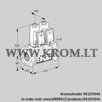 Double solenoid valve VCS7T80A05NNQSRE/PPPP/PPVP (88203046)