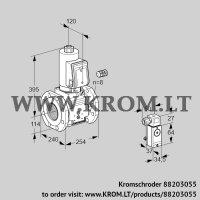 Gas solenoid valve VAS9125F05NASR3B/2-/PP (88203055)