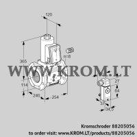 Gas solenoid valve VAS9125F05NA3B/P1/PP (88203056)