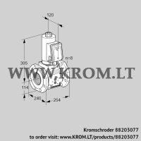 Gas solenoid valve VAS9T125A05NAGRB/PP/PP (88203077)