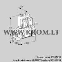 Double solenoid valve VCS9T125A05NNASRB/PPPP/PPPP (88203295)