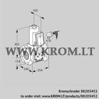 Gas solenoid valve VAS9125F05NAE/PP/PP (88203452)