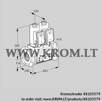 Double solenoid valve VCS9T125A05NNASRE/PPPP/PPPP (88203579)