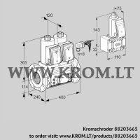 Double solenoid valve VCS9125F05NNARE/PPB-/MPPM (88203665)