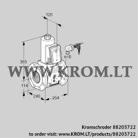 Gas solenoid valve VAS9125F05NAB/PP/PP (88203722)