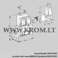 Double solenoid valve VCS9125F05NNASRE/PPZ-/PPPP (88203889)