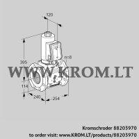 Gas solenoid valve VAS9T125A05NASRB/PP/MM (88203970)