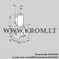 Gas solenoid valve VAS9T125A05NASLB/PP/PP (88204080)