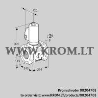 Gas solenoid valve VAS9125F05NASL3B/PP/PP (88204708)