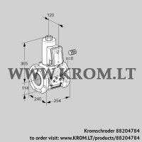 Gas solenoid valve VAS9125F05NA3E/PP/EP (88204784)