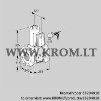 Gas solenoid valve VAS9125F05NAE/PP/EP (88204810)