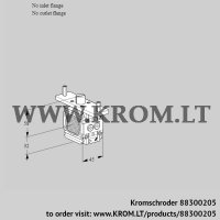 Linear flow control VFC1-/-05-15PPPP (88300205)