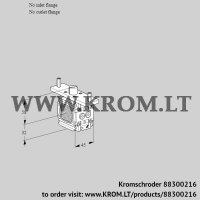Linear flow control VFC1-/-05-08PPPP (88300216)