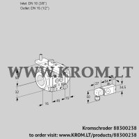 Linear flow control VFC110/15R05-081-PP (88300238)