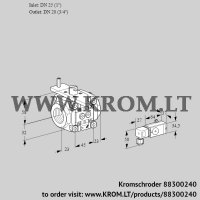 Linear flow control VFC125/20R05-154-MM (88300240)