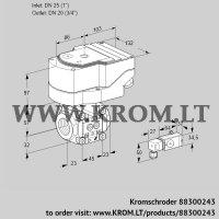 Linear flow control IFC125/20R05-154-MM/40A2AR10 (88300243)
