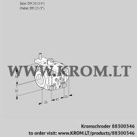 Linear flow control VFC120/25R05-20MMPP (88300346)
