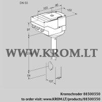 Butterfly valve IBH50Z01A/40A2D (88300350)