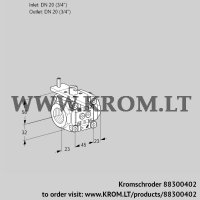 Linear flow control VFC120/20R05-15PPMM (88300402)