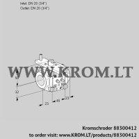 Linear flow control VFC120/20R05-08MMPP (88300412)