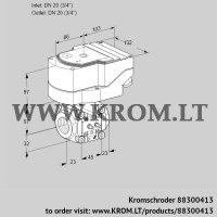 Linear flow control IFC120/20R05-08MMPP/20-60W3E (88300413)