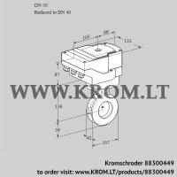 Butterfly valve IBGF50/40Z05/40A2AR10 (88300449)