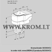 Linear flow control IFC115/-R05-15PPPP/20-60W3TR10 (88300452)