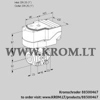 Linear flow control IFC125/25R05-20PPMM/20-60W3TR10 (88300467)