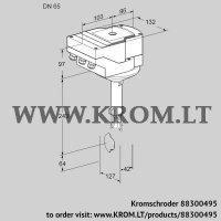 Butterfly valve IBH65Z01A/40A2D (88300495)