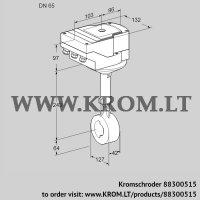 Butterfly valve IBHS65Z01A/40A3D (88300515)