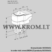 Linear flow control IFC120/20R05-20MMMM/20-60W3T (88300601)