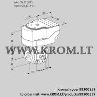 Linear flow control IFC120/20R05-08MMMM/20-60W3E (88300859)