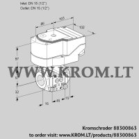 Linear flow control IFC115/15R05-08PPPP/20-60W3TR10 (88300863)