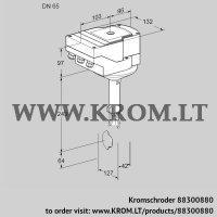 Butterfly valve IBH65Z01A/40A2DR10 (88300880)