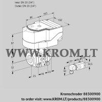 Linear flow control IFC120/20R05-083-2-/20-60W3E (88300900)