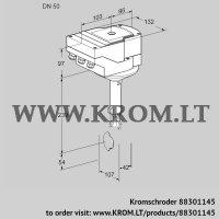 Butterfly valve IBH50Z01A/20-07W2T (88301145)