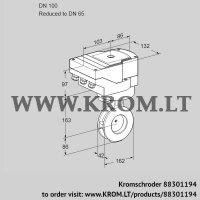 Butterfly valve IBAF100/65Z05/40A2A (88301194)