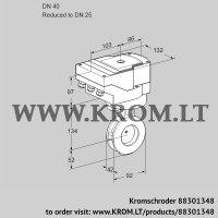 Butterfly valve IBAF40/25Z05/20-30W3E (88301348)