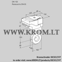 Butterfly valve IBAF100/65Z05/40A2AR10 (88301597)